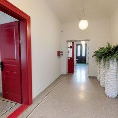 Отель EMPIRENT Garden Suites интерьер отеля