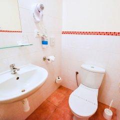 City Hotel Brno Брно ванная