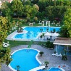 Отель Harry´s Garden Италия, Абано-Терме - отзывы, цены и фото номеров - забронировать отель Harry´s Garden онлайн балкон