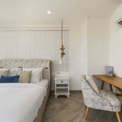 Отель X2 Hua Hin LeBayburi Pranburi Villa комната для гостей фото 2