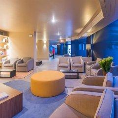 Hotel Dom Henrique Downtown интерьер отеля