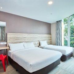 Отель Ibis Budget Singapore Crystal комната для гостей фото 6