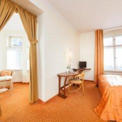 Отель Novum Hotel Kronprinz Berlin Германия, Берлин - 4 отзыва об отеле, цены и фото номеров - забронировать отель Novum Hotel Kronprinz Berlin онлайн комната для гостей фото 2