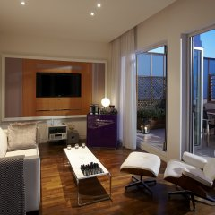 Отель ME Madrid Reina Victoria Мадрид комната для гостей фото 5
