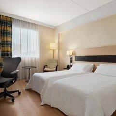 Отель Hilton Garden Inn Rome Airport Италия, Фьюмичино - 2 отзыва об отеле, цены и фото номеров - забронировать отель Hilton Garden Inn Rome Airport онлайн комната для гостей фото 5
