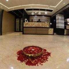 Отель Grand Rajputana Индия, Райпур - отзывы, цены и фото номеров - забронировать отель Grand Rajputana онлайн интерьер отеля фото 2