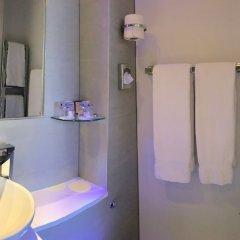 Отель A Room With A View Великобритания, Кемптаун - отзывы, цены и фото номеров - забронировать отель A Room With A View онлайн ванная фото 2