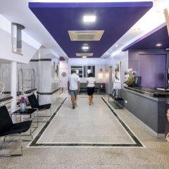 Отель Casablanca Playa Испания, Салоу - 1 отзыв об отеле, цены и фото номеров - забронировать отель Casablanca Playa онлайн интерьер отеля фото 2