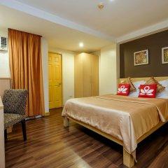 Отель Alejandra Hotel Филиппины, Макати - отзывы, цены и фото номеров - забронировать отель Alejandra Hotel онлайн комната для гостей фото 3