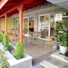 Отель Phaedra Греция, Родос - отзывы, цены и фото номеров - забронировать отель Phaedra онлайн балкон