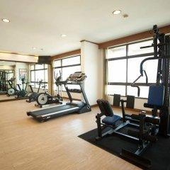 Отель Pinnacle Lumpinee Park Бангкок фитнесс-зал фото 4