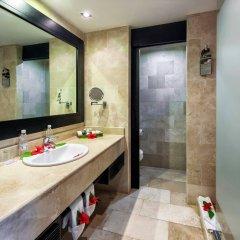 Отель Catalonia Royal Bavaro - Все включено Доминикана, Пунта Кана - 1 отзыв об отеле, цены и фото номеров - забронировать отель Catalonia Royal Bavaro - Все включено онлайн ванная