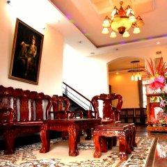 Отель Villa Y Thu Dalat Далат интерьер отеля