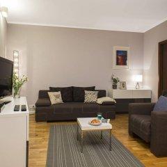 Отель Apartamenty Mokotów TWW Варшава комната для гостей