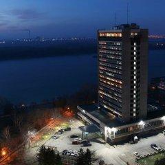 Grand Hotel Riga пляж