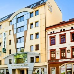 Duet Hotel вид на фасад фото 2