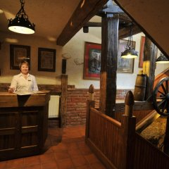 Гостиница Gerold комната для гостей фото 5