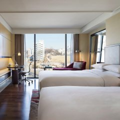Отель JW Marriott Dongdaemun Square Seoul комната для гостей фото 2