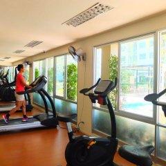 Отель Lumpini Jomtien Seaview E22Inn фитнесс-зал