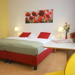 Отель Actilingua Apartment Pension Австрия, Вена - отзывы, цены и фото номеров - забронировать отель Actilingua Apartment Pension онлайн комната для гостей фото 3