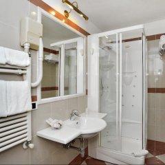 Отель Palladium Palace Италия, Рим - 10 отзывов об отеле, цены и фото номеров - забронировать отель Palladium Palace онлайн ванная