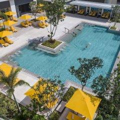 Отель Shangri La Colombo бассейн фото 3