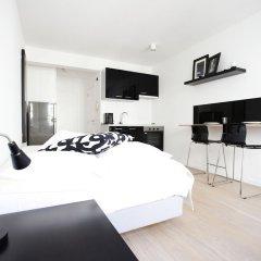Отель Résidence Louise Бельгия, Брюссель - отзывы, цены и фото номеров - забронировать отель Résidence Louise онлайн комната для гостей фото 4