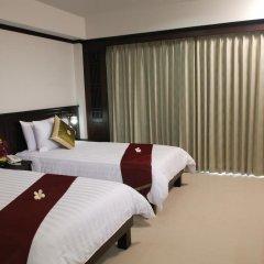 First Residence Hotel комната для гостей