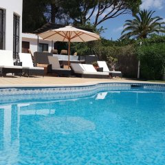 Отель Dunas Douradas Beach Villa by Rentals in Algarve бассейн фото 3