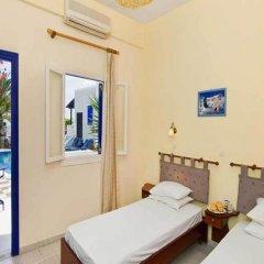Отель Athanasia комната для гостей фото 3