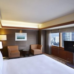 Отель Grand Intercontinental Seoul Parnas комната для гостей