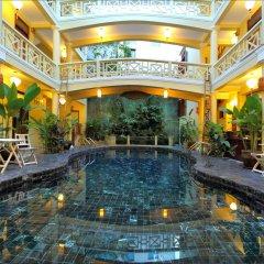 Thanh Van 1 Hotel бассейн