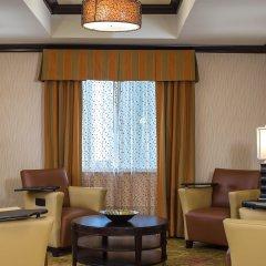 Holiday Inn Express Hotel & Suites Anderson-I-85 комната для гостей фото 2