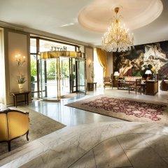 Hotel Bristol Salzburg Зальцбург интерьер отеля фото 3