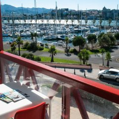 Отель Résidence Sokoburu Франция, Хендее - отзывы, цены и фото номеров - забронировать отель Résidence Sokoburu онлайн балкон
