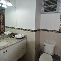 Апартаменты Kingsway New Kingston Guest Apartment II ванная