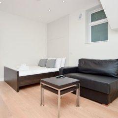 Апартаменты Chadwell Street Serviced Apartments Лондон комната для гостей фото 4