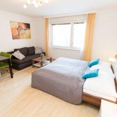 Апартаменты Checkvienna – Apartment Gießaufgasse Вена комната для гостей фото 5