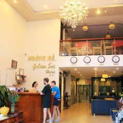 Golden Sea Hotel Nha Trang Нячанг интерьер отеля фото 2