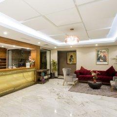 Отель Fredj Hotel and Spa Марокко, Танжер - отзывы, цены и фото номеров - забронировать отель Fredj Hotel and Spa онлайн интерьер отеля фото 2