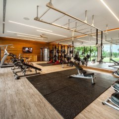 Отель Villa Amarapura фитнесс-зал