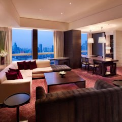 Отель Grand Hyatt Guangzhou комната для гостей