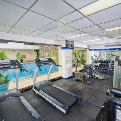 Отель Kingston Suites Bangkok фитнесс-зал фото 4