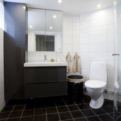 Отель Sankt Sigfridsgatan Швеция, Гётеборг - отзывы, цены и фото номеров - забронировать отель Sankt Sigfridsgatan онлайн ванная