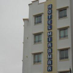 Отель Miramar Марокко, Танжер - отзывы, цены и фото номеров - забронировать отель Miramar онлайн вид на фасад фото 3