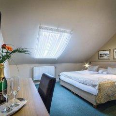 Hotel Taurus Прага в номере