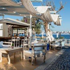 Отель Sea Side Beach Hotel Греция, Остров Санторини - отзывы, цены и фото номеров - забронировать отель Sea Side Beach Hotel онлайн бассейн