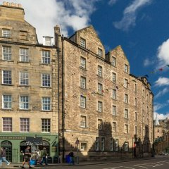 Апартаменты Silver Lining - Mile Apartments Эдинбург