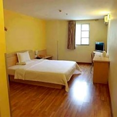 Отель 7 Days Inn (Guangzhou Panyu Changlong South High-speed Railway Station) комната для гостей фото 5