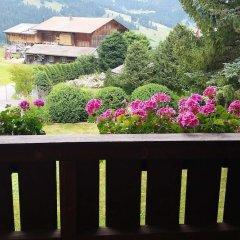 Отель Gstaad - Amazing Lake Chalet балкон